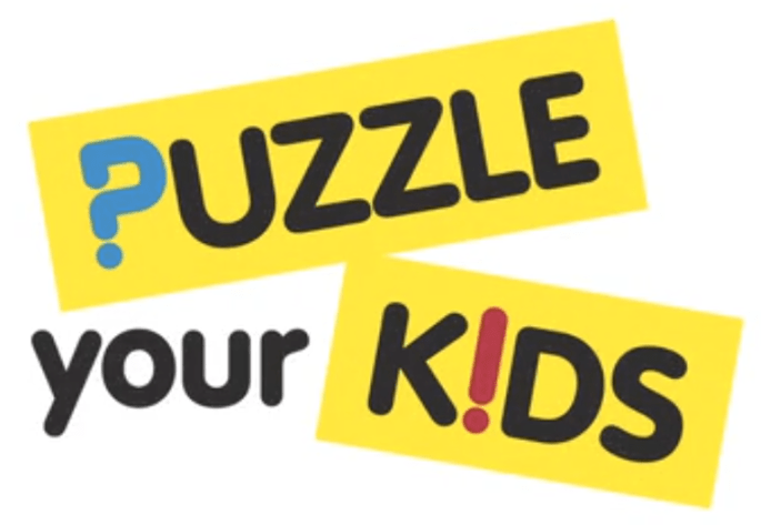 Puzzle Your Kids logo.