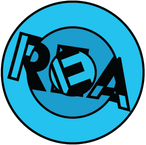 Room Escape Artist's REA Circular Puzzle Logo