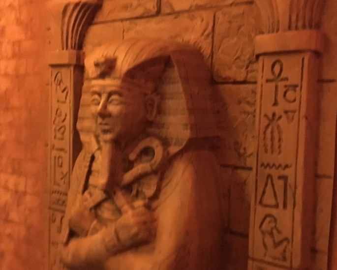 Escape Room Egyptian Puzzles