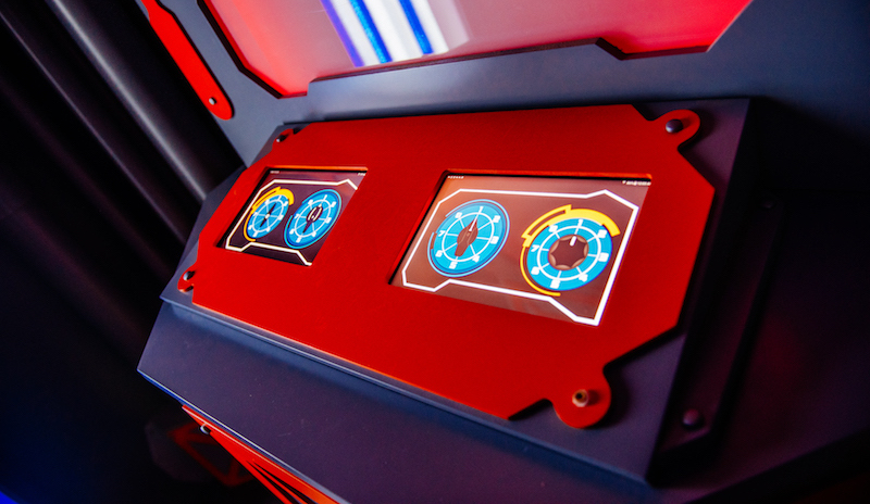 The Escape Game Orlando Mission Mars Review Room