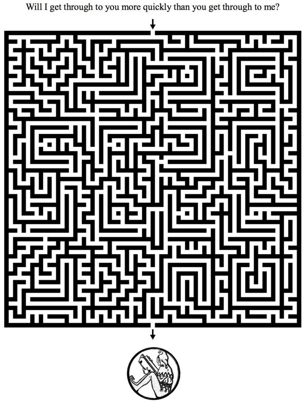 EPP 17 Maze Puzzle