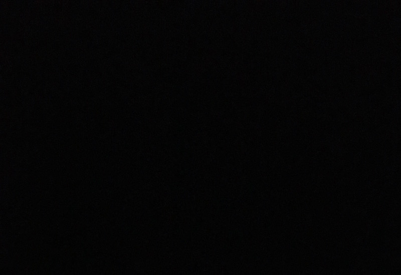 In-game: A completely black image with nothing visible.