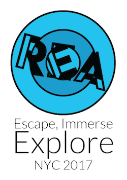 Escape Immerse Explore NYC 2017 logo