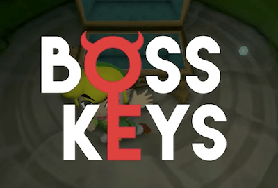 The Boss Keys logo