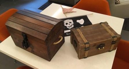 Vault Escape - Pirate Booty 1