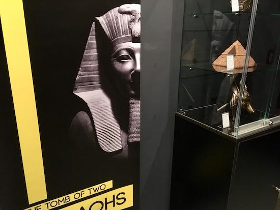 Curse Of Anubis Escape Room