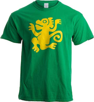 Green Monkeys shirt