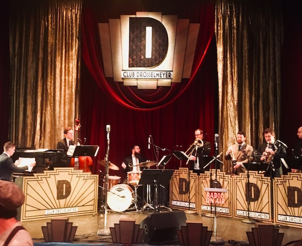 Club Drosselmeyer band