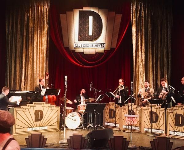 Club Drosselmeyer band