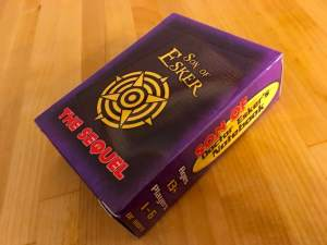 The purple box for Son of Esker.