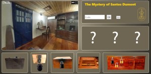 A web interface for solving the room's various locks.