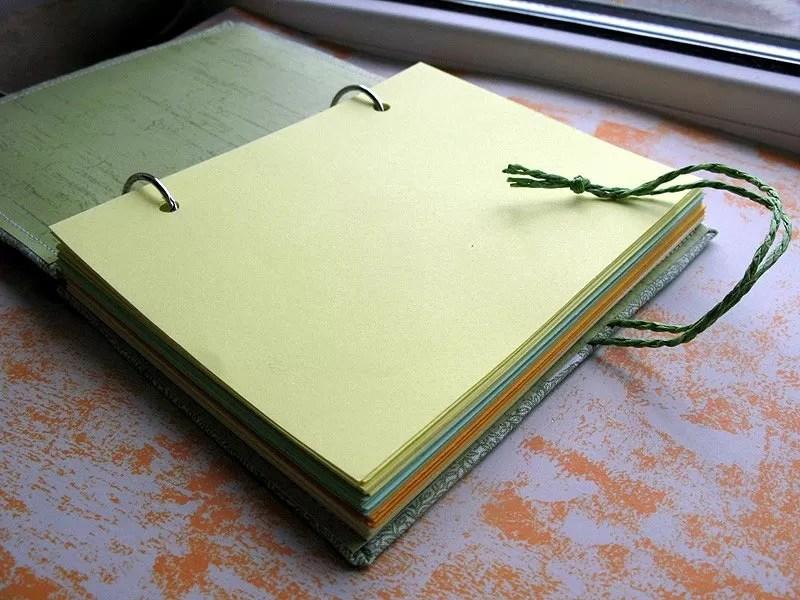 Notebook kialakítása