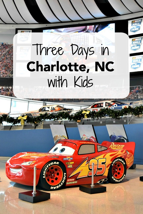 three days in charlotte with the kids room for joy