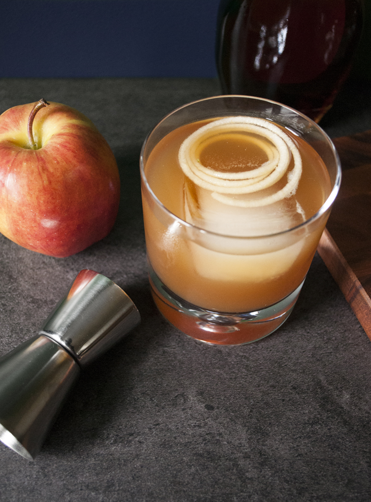 Maple Bourbon Cider