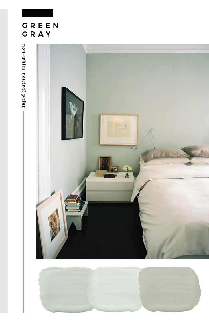 Green Gray Neutral Paint Colors