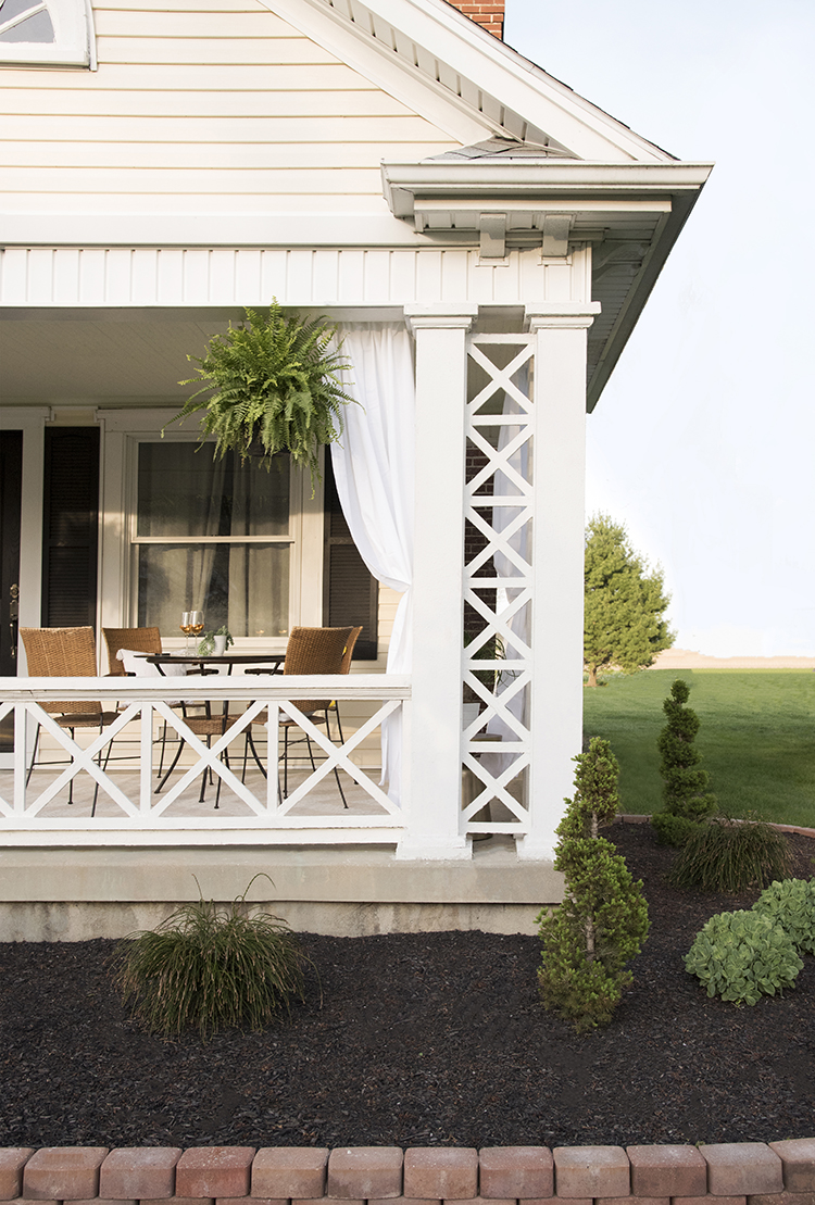 Making the Most of a Covered Porch
