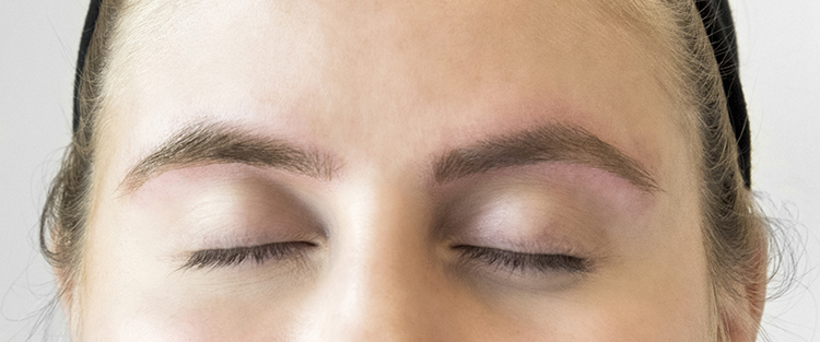 Microblading Session One