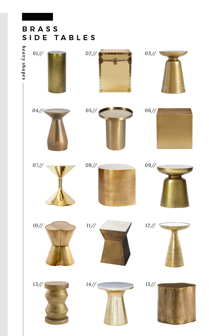 brass-side-tables-heavy-shapes