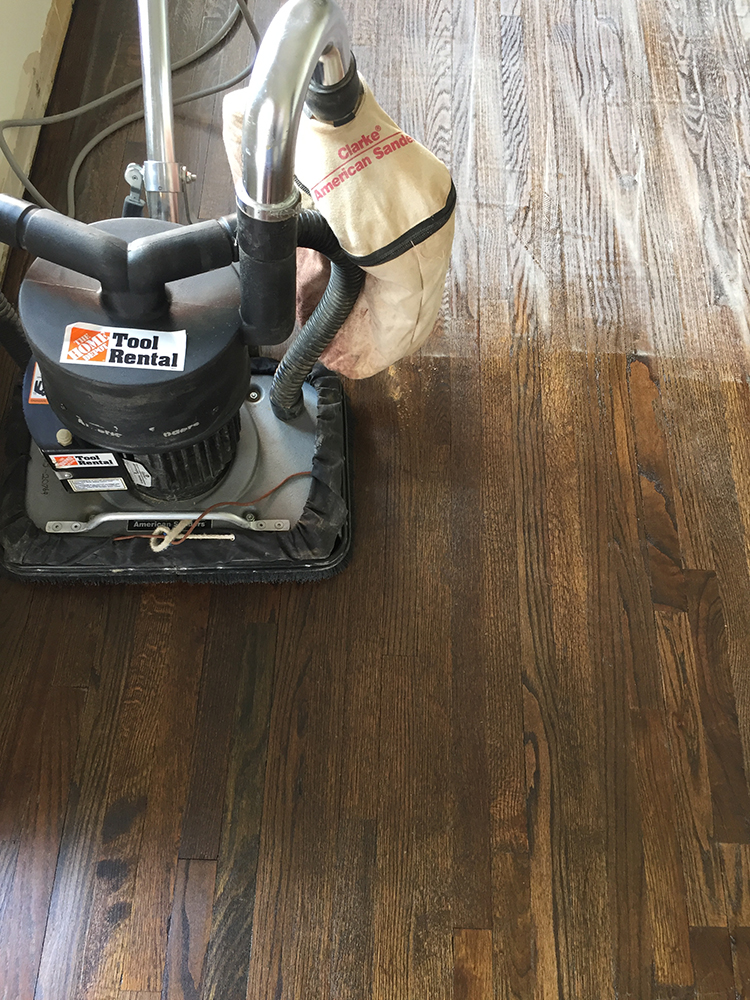 buffing-and-refinishing-hardwood-floors