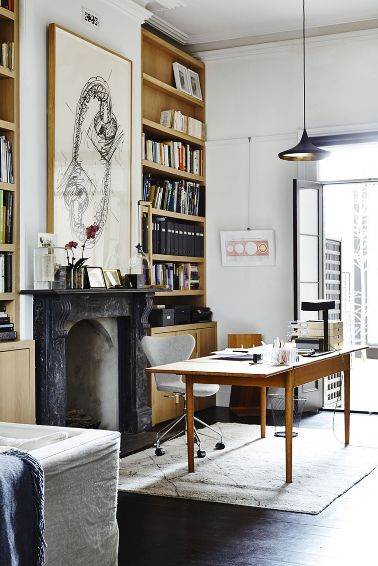 House Tour : Modern Victorian Terrace - Room for Tuesday
