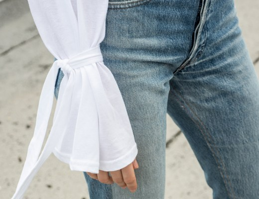 bell sleeves