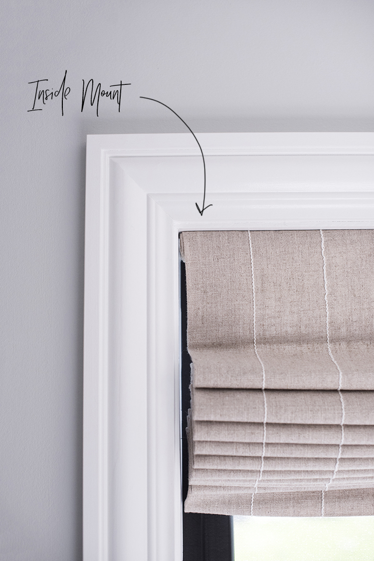 How We Choose Roman Shades Room For Tuesday Blog