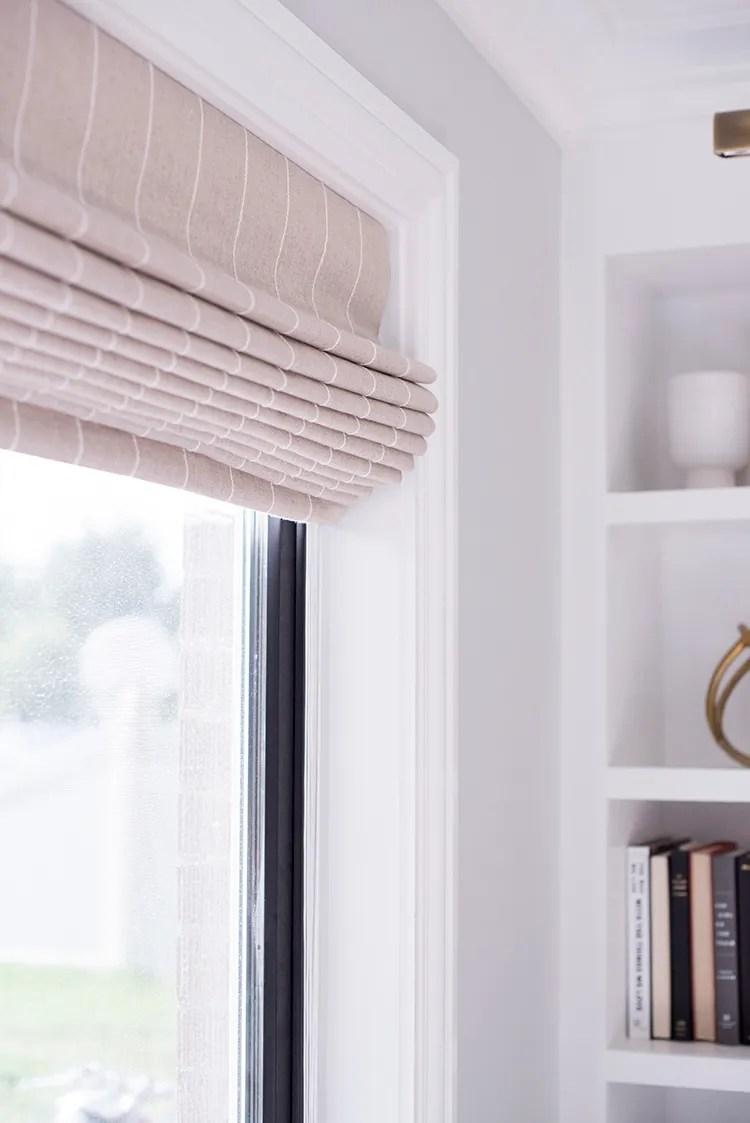 Inexpensive Patterned Roman Shades New Inspiration Ideas