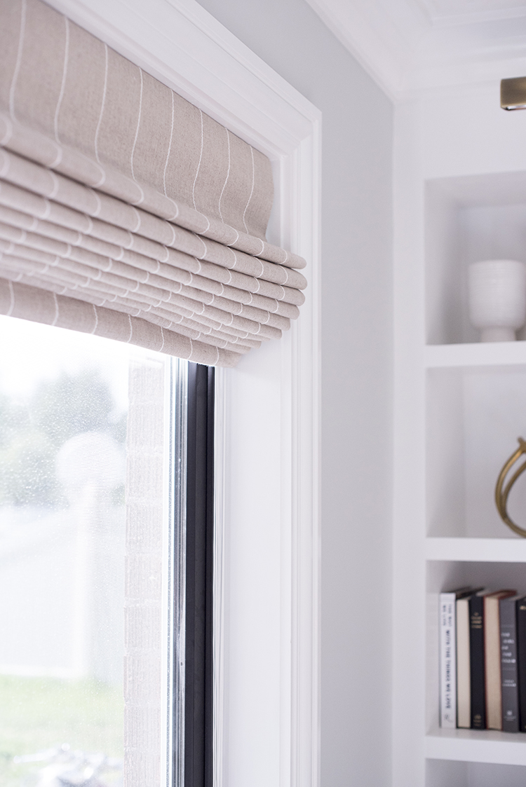 How We Choose : Roman Shades - Room for Tuesday Blog