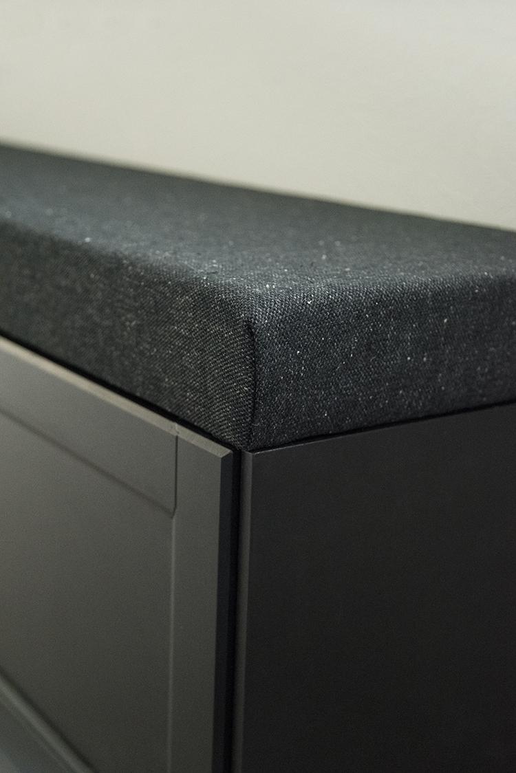 Upholstered Bench DIY