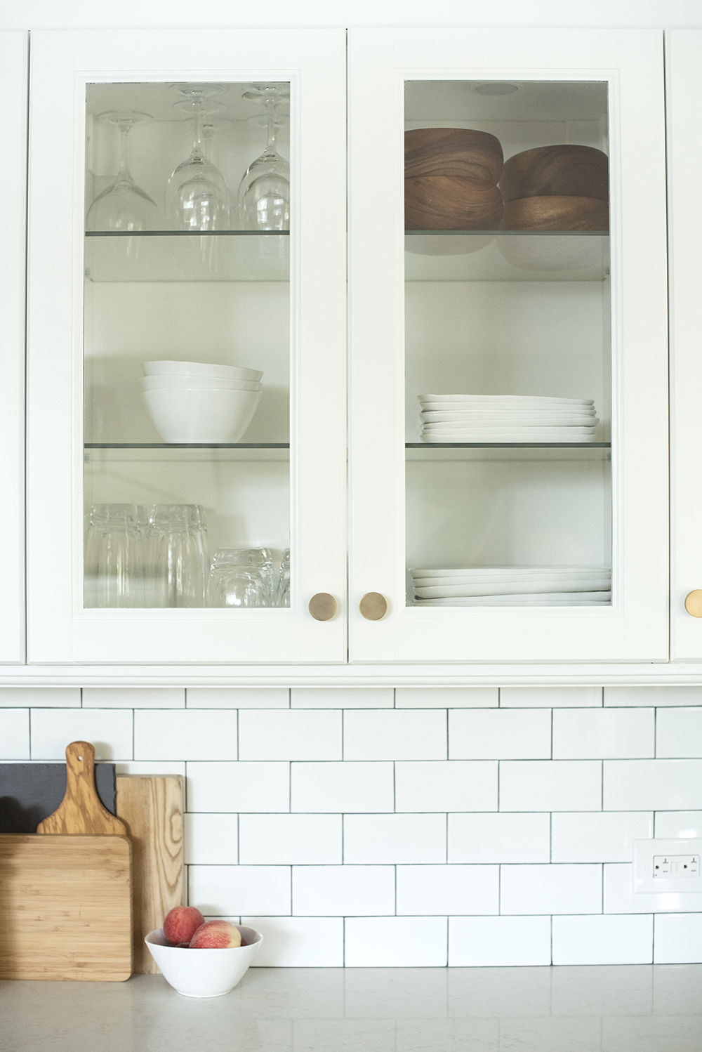 Classic White Cabinetry