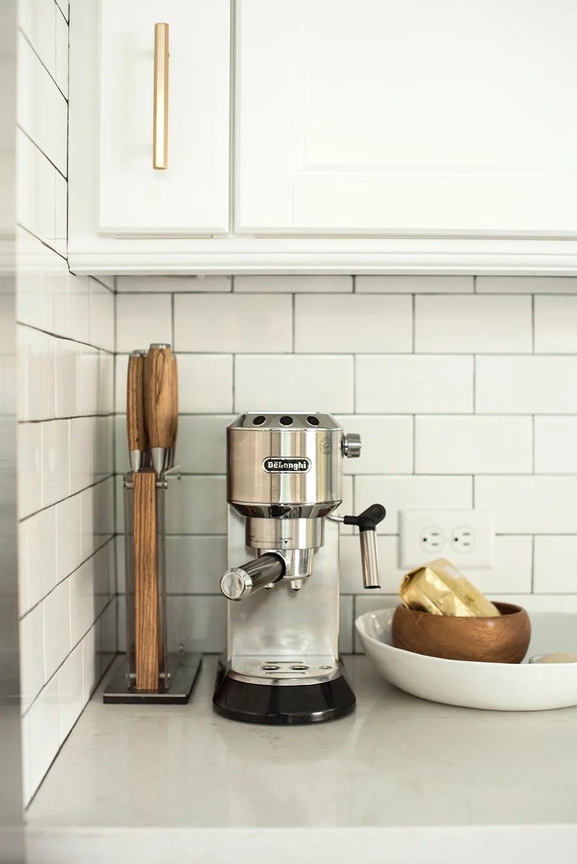 Kitchen Coffee Station