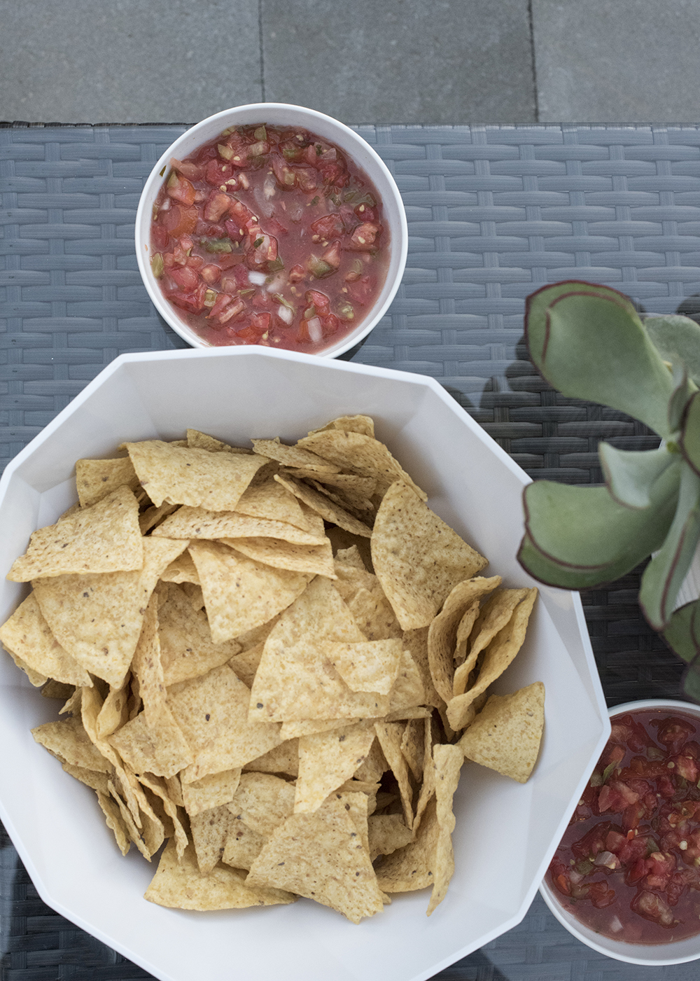 Authentic Chips + Salsa