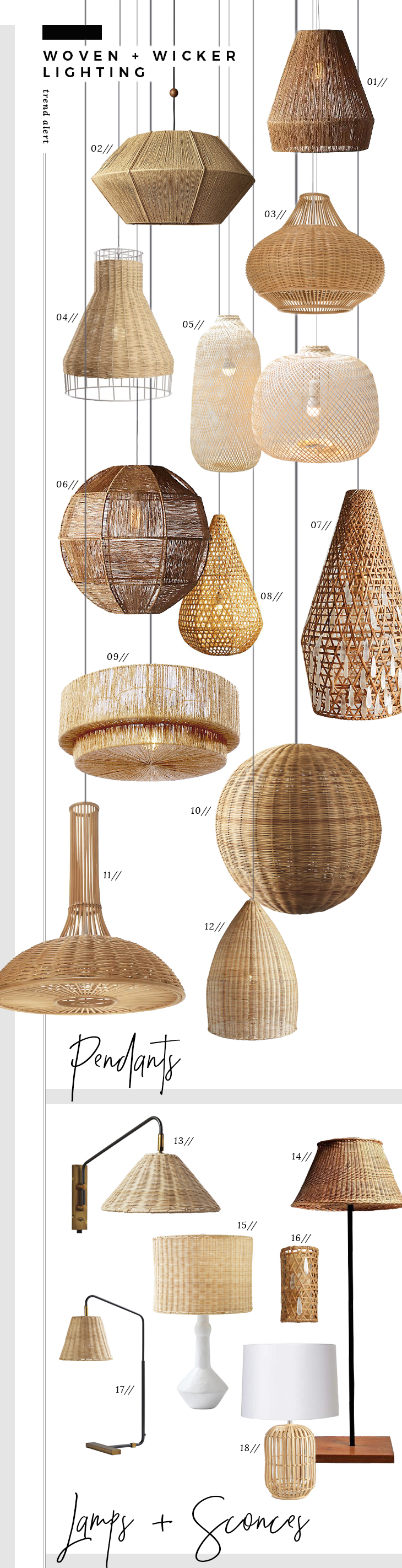Woven Lighting