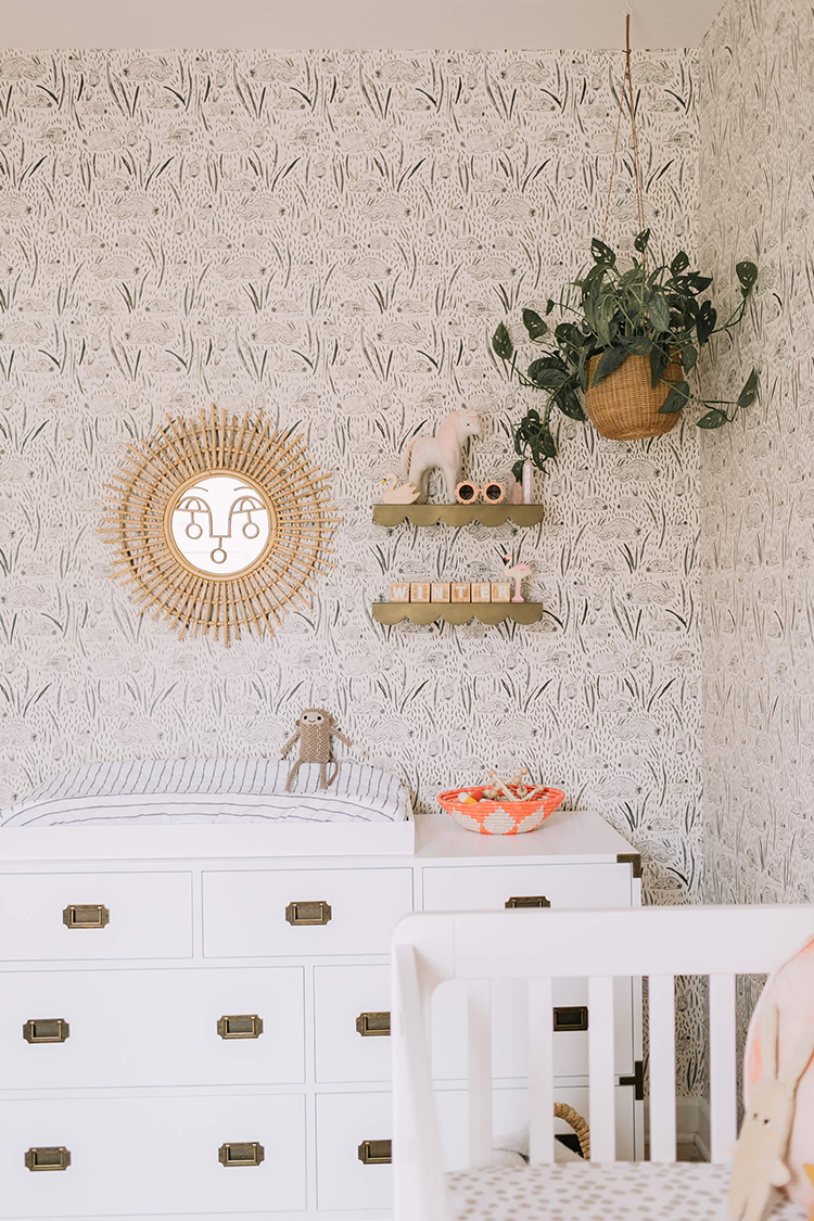 Our Favorite Wallpaper For Nurseries And Kids Rooms Room