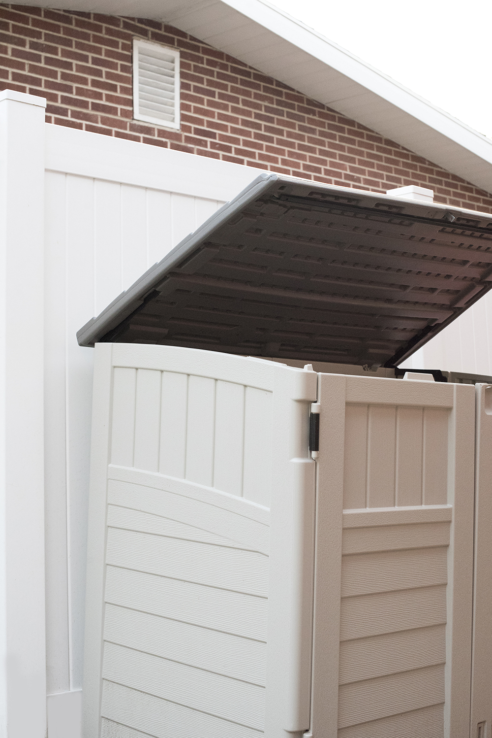 Easy Outdoor Storage