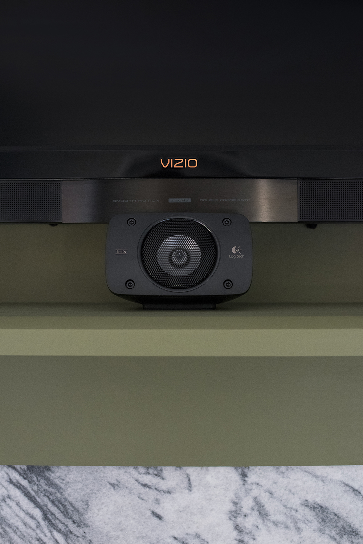 How to Hide Surround Sound