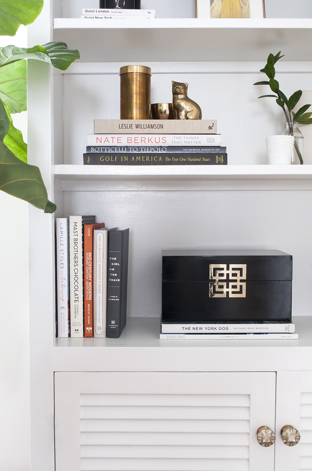 Shelf Styling Decor