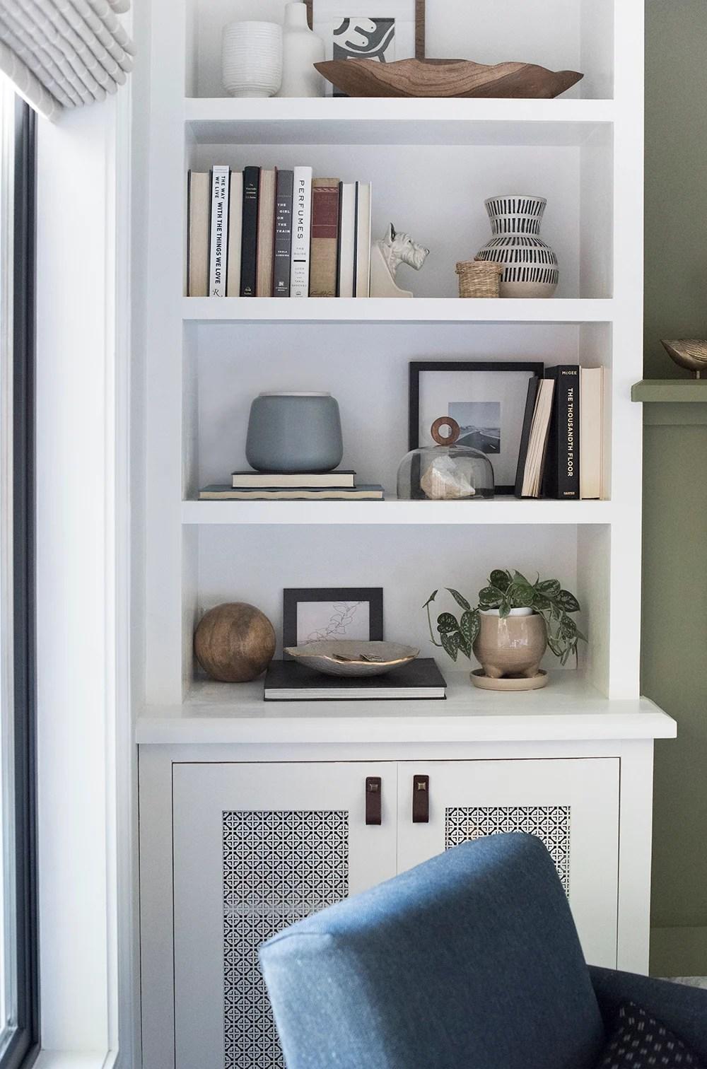 Shelf Styling Objects
