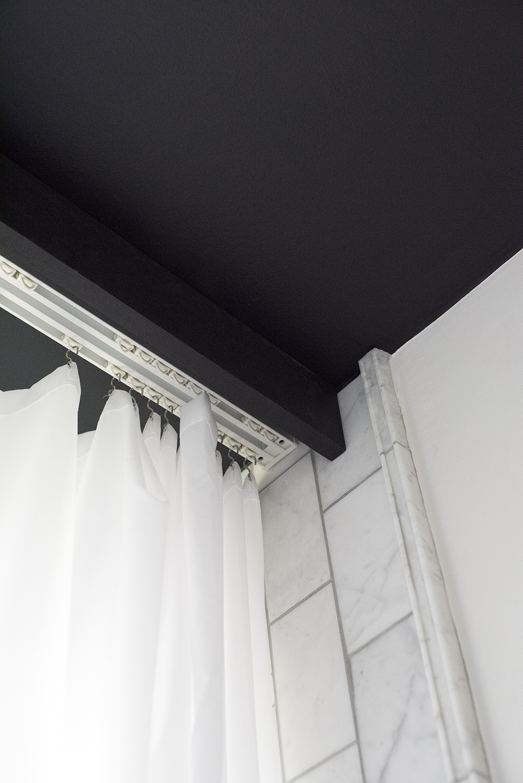 Shower Curtain DIY