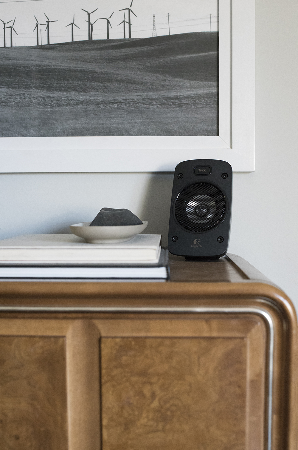 Surround Sound in a Living Room