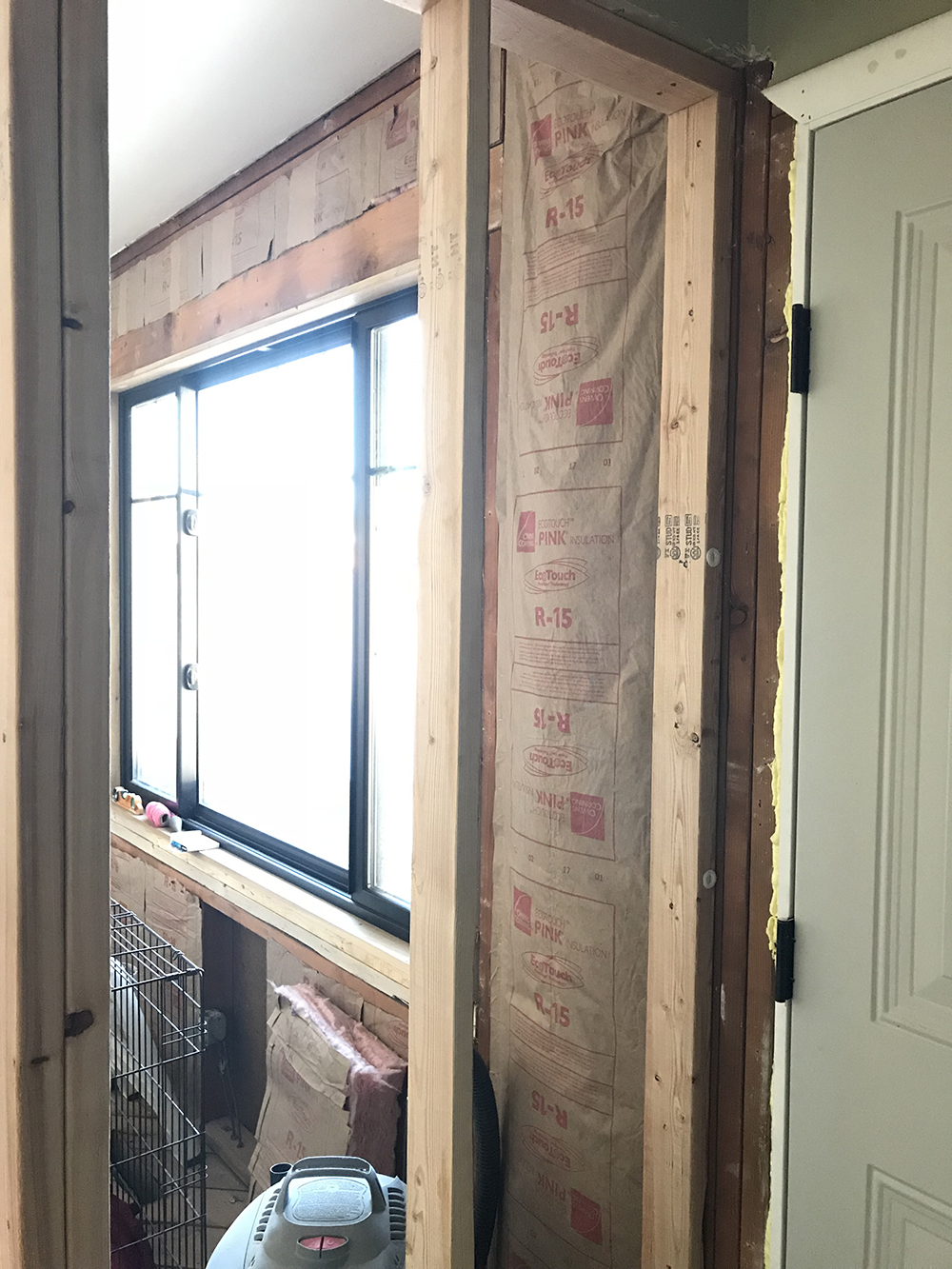 Insulation in the Kitchen