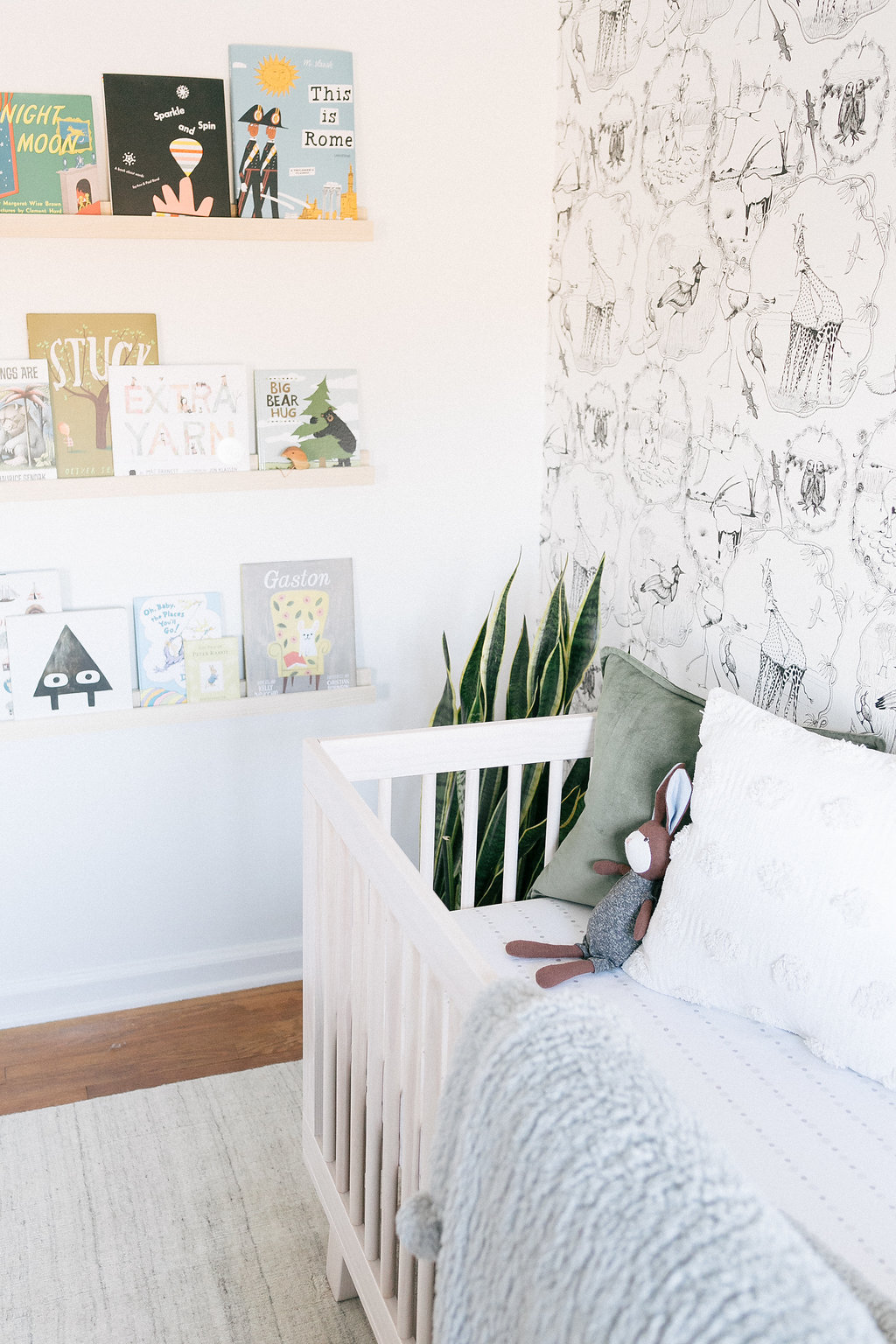 whimsical neutral nursery