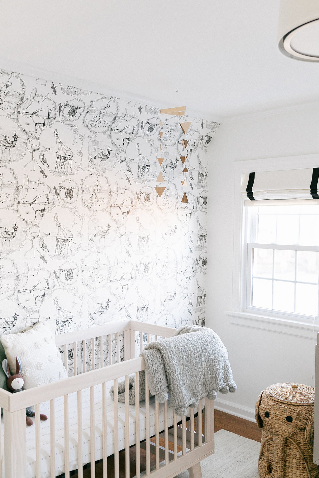 peaceful nursery