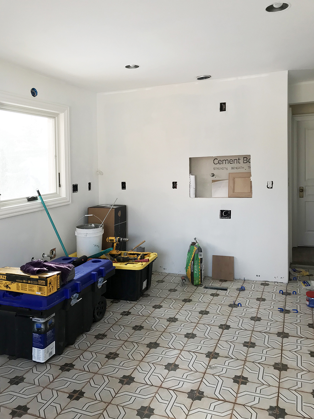 Kitchen Reno – Progress Update #6 - roomfortuesday.com