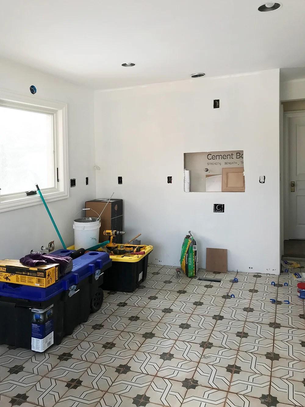 Kitchen Reno – Progress Update #6 - roomfortuesday.com