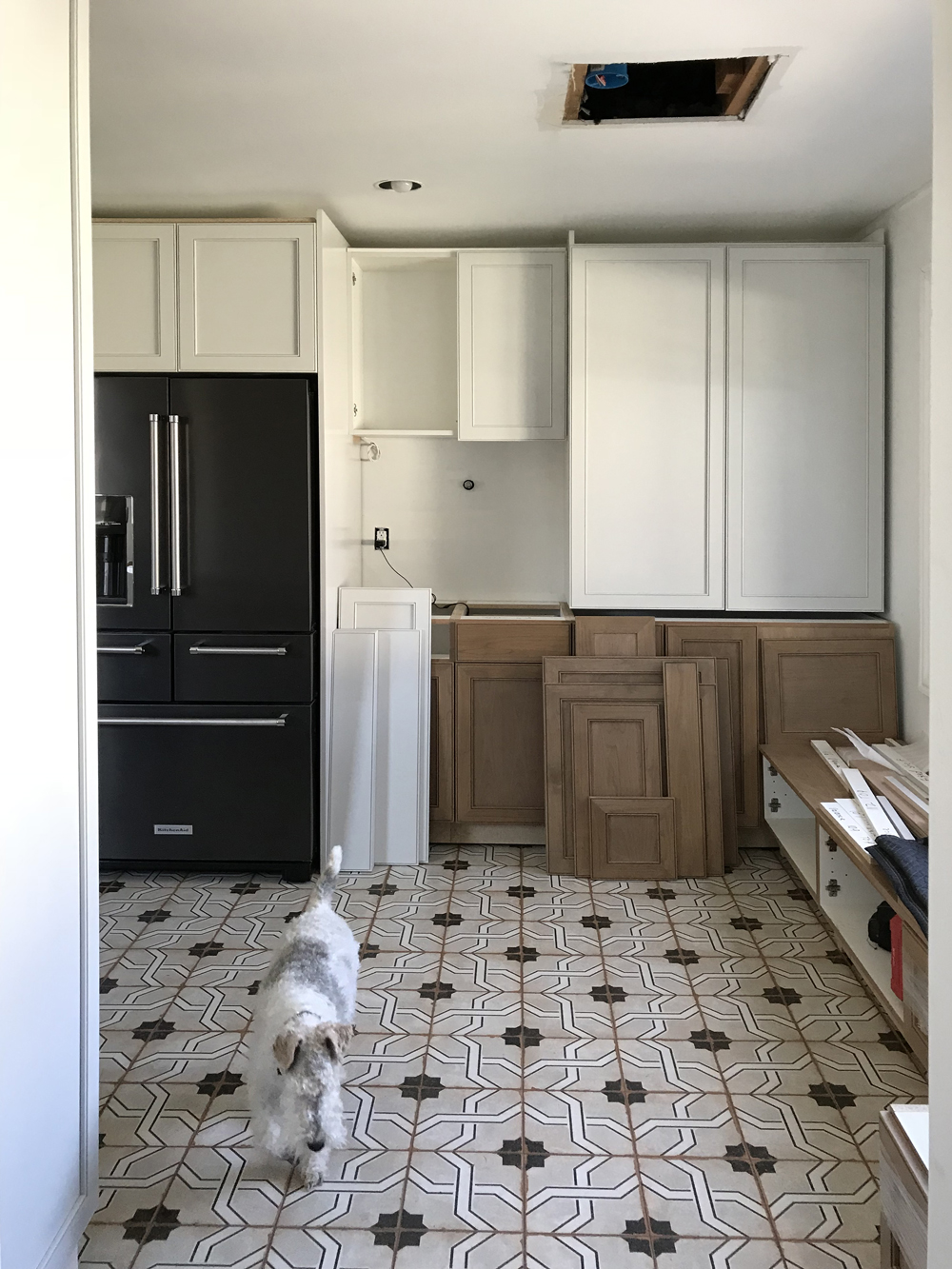 Kitchen Reno – Progress Update #8 - roomfortuesday.com