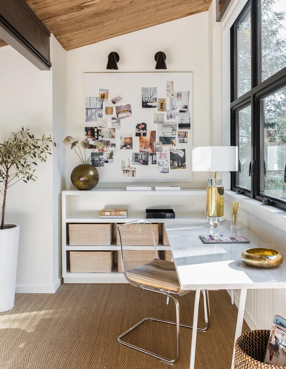 office decor and organization