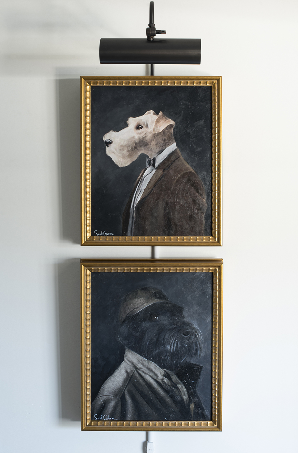 Best of Etsy : Vintage Dog Portraits - roomfortuesday.com