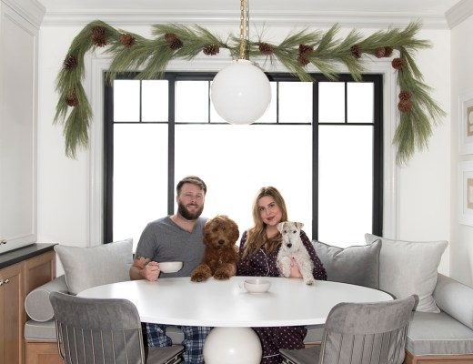 Happy Holidays from the Gibsons - roomfortuesday.com