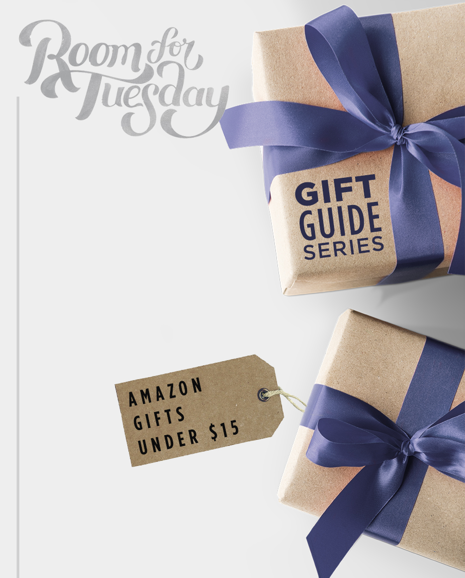 Quick Amazon Gifts Under $15 - roomfortuesday.com